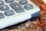 Kalkulator, pieniądze